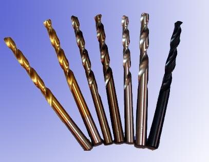 DIN1897 Straight shank twist drill