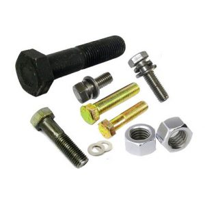 DIN931 DIN933 DIN934 bolt nuts in carbon steel and SS