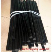 black elastomer spring