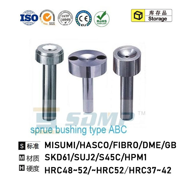 injection nozzle MISUMI HASCO DME