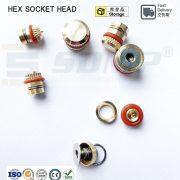 mold cooling plugs hexagon socket