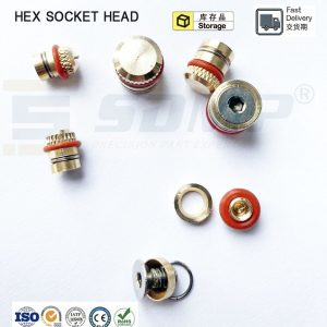 mold cooling plugs hexagon socket