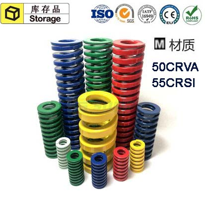 DIN ISO10243 coil spring
