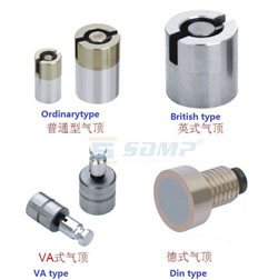 air jet valve for mold usage