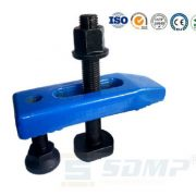 quality 40cr flat mould clamp副本