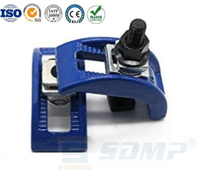 U type Mould Clamping Plate hardened