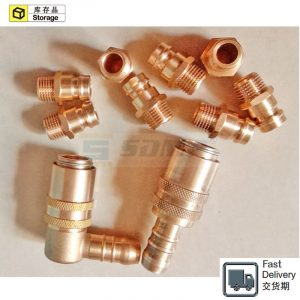 Quick Coupler Valve Full Sizes